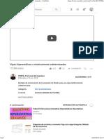 (128) Vigas Hiperestáticas o Estaticamente Indeterminadas - YouTube