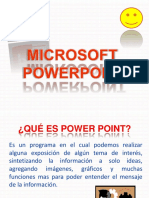 MICROSFT POWER POINT