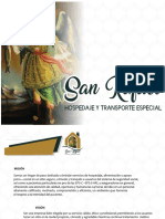 Hospedaje San Rafael Presentación