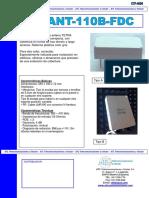 Antena Directiva TETRA