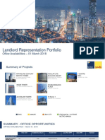 KMC LLR-Building Portfolio - Office Availabilities - 03012018