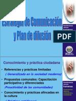 Informe de Estrategia de Comunicación