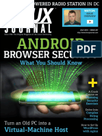 Linux Journal 2016 07