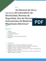 Informe 1 Máquinas Eléctricas