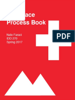 Typeface Process Book