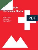 Typeface Process Book
