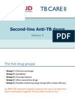 Session 5 Second-line Anti-TB Drugs