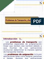 285581689 Ejercicios Asignacion Transporte Ppt