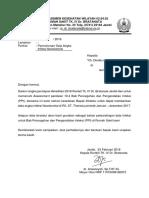 Surat Permintaan Data Surveilans 2017