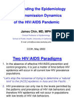 Epid Hiv Aids
