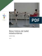 Ballet en América