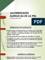Enfermedades Alergicas de La Piel