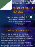 Educación para la Salud - CADL.ppt