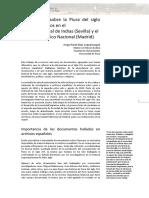 Jorge Pavel Elias Lequernaque_Documentos Sobre La Piura Del Siglo XVI Encontrados en El Archivo General de Indias (Sevilla) y En