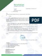Rayonisasi FKTP Deli Serdang