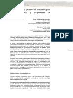 Cesar Astuhuaman y Fernando Vela_Evaluacion Del Potencial Arqueologico Del Yacimiento