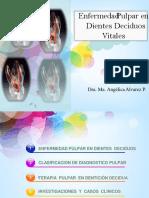 Clase 1 - Enfermedad Pulpar en Dientes Deciduos Vitales