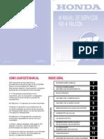 Manual de Servico NX 4 Falcon ds