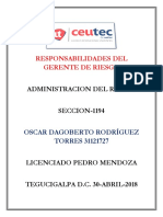 OscarRodriguez_31121727_Tarea-01_Responsabilidades Del Gerente de Riesgos
