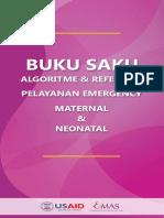 Buku Saku Algoritma Maternal & Neonatal