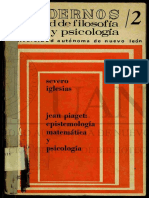 EpistemologíaMatemática_JeanPiaget