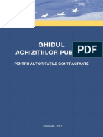 Ghid Achizitii Publice 2017 IDIS - WEB