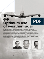 Optimum Use of Weather Radar Airbus Safety First Nr22