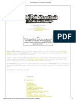 The Pleiadians Book - A Collection of Channelings