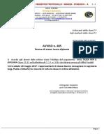 Avv. 405 Esame Di Stato Tassa Diploma