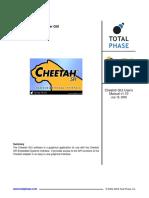 Cheetah Gui v1.10