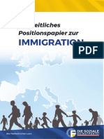 Freiheitliches Positionspapier zur Migration