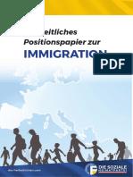 Freiheitliches Positionspapier | Migration