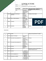 Scheme of Work[1]