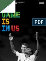 US 2018/2022 FIFA World Cup™ Bid Brochure - Korean