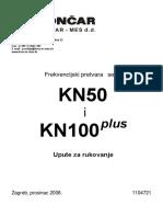 Frekventni regulator Končar KN50 KN100.pdf