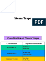 Steam Trap Type