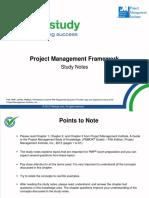 1 Project Management Framework