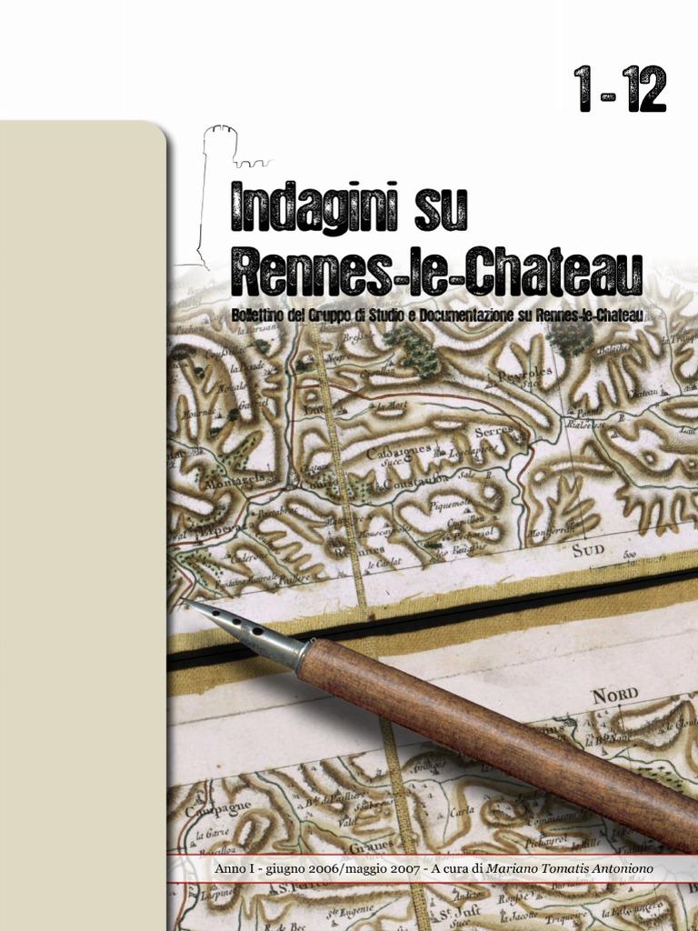Indagini Su Rennes Le Chateau 01 12  df728adb3e0a
