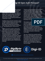Introduction to Digi-ID