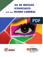 Libro Manual de Riesgos Psicosociales en El Mundo Laboral