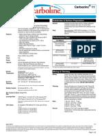 Carbozinc 11 PDS