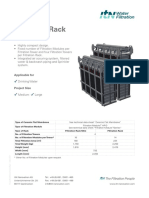 ProductDataSheet Filtration Rack