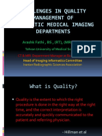 challengesinqualitymanagementofdiagnosticmedicalimaging-140725151256-phpapp01