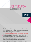 Efusi Pleura UMP