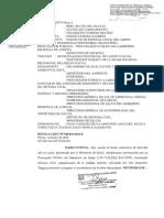 Iquitos Juzgado MIxto Nauta Resolución 12