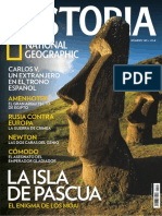 Historia National Geographic_La Isla de Pascua