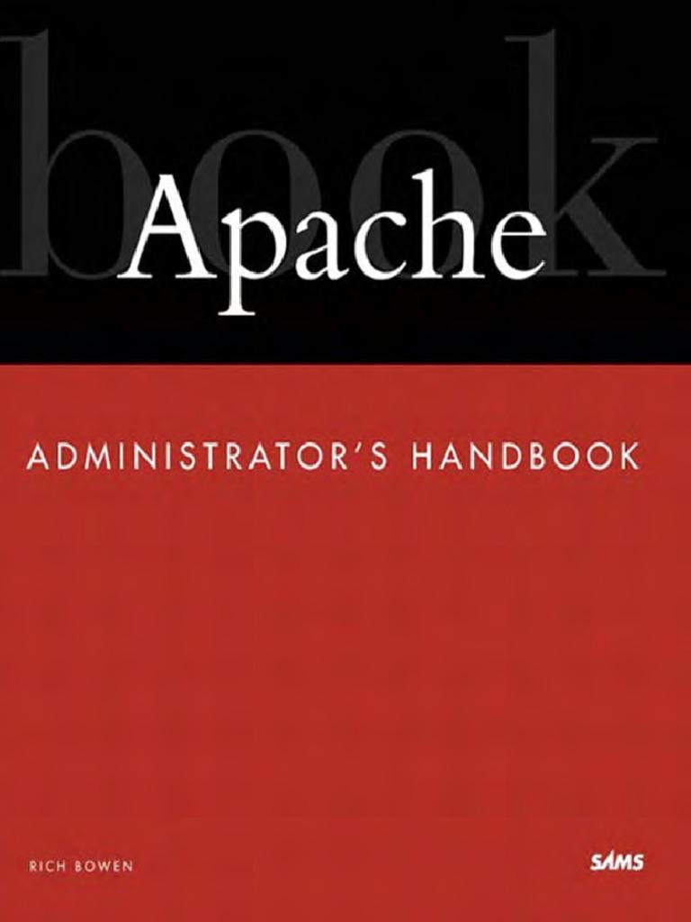 Apache Administrator's Handbook | Php | Apache Http Server
