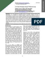 FTIR Analysis (Highlighted)