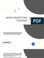 Jaykay Marketing Training Centre