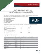 Disenio Grafico Plan Estudios Udg